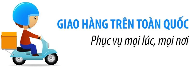 Quang Huy giao hàng toàn quốc