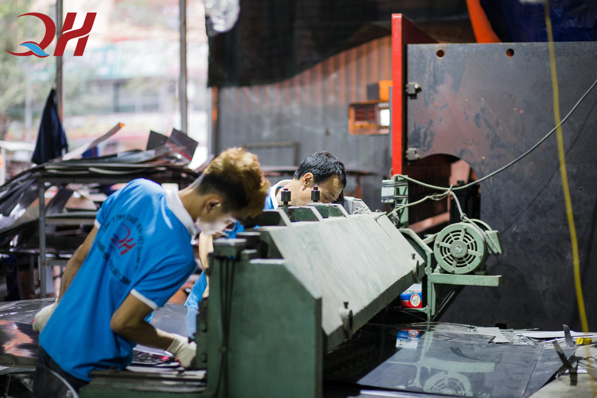 Những sản phẩm luôn được sản xuất trên dây chuyền công nghệ hiện đại