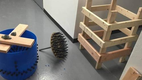 máy vặt lông gà