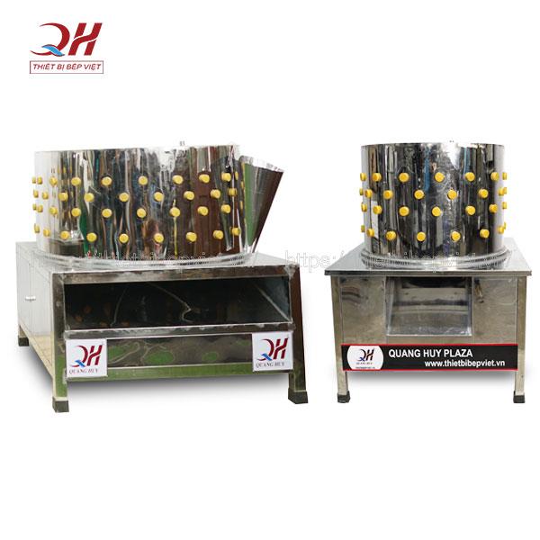 Mẫu máy vặt lông gà chất lượng cao, Inox 304 bền bỉ, chắc chắn