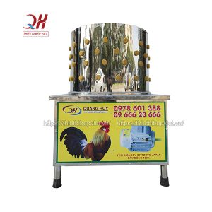 Máy vặt lông gà Quang Huy phi 50cm