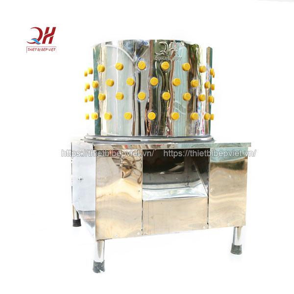 Máy vặt lông gà vịt phi 60cm Quang Huy