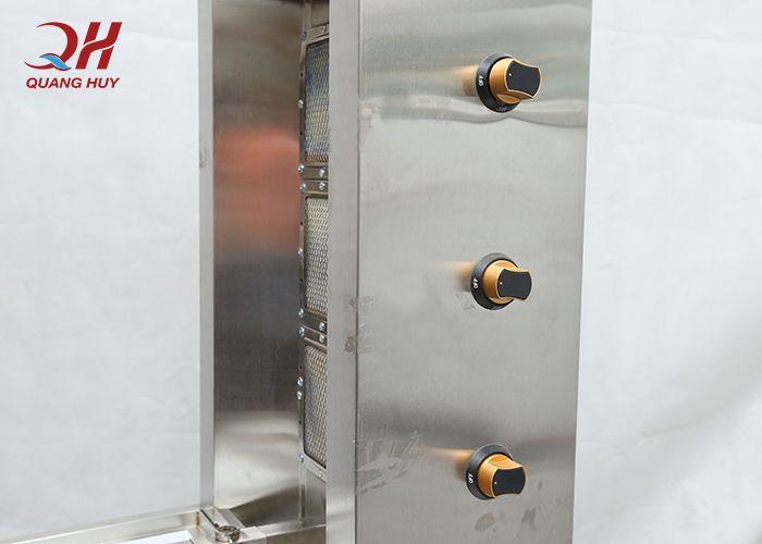 Luôn phải kiểm tra kỹ trước khi sử dụng và điều chỉnh nhiệt độ phù hợp
