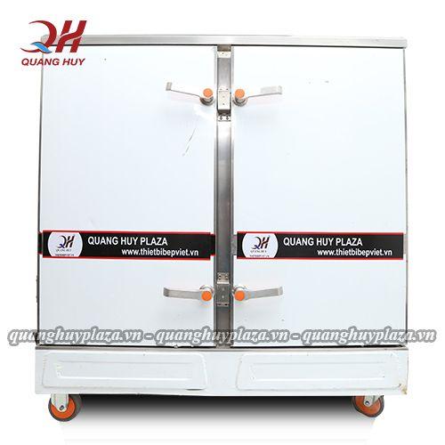 Hướng dẫn sử dụng tủ nấu cơm công nghiệp 24 khay