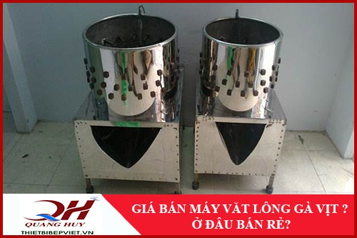 Giá Bán Máy Văt Lông Gà Vịt
