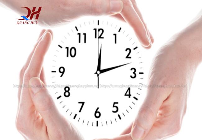 Bạn cần nghiên cứu khách hàng để đưa ra khung giờ bán hàng hợp lí