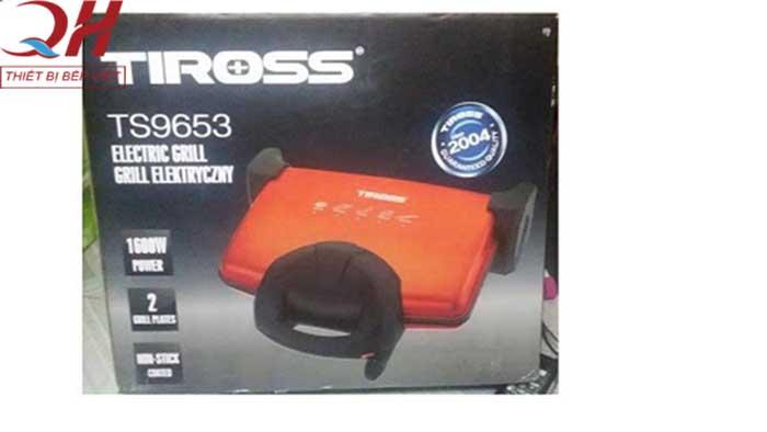 Máy kẹp bánh mì Tiross 9653 nguyên hộp