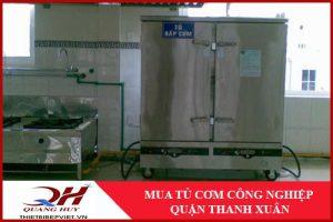 Mua Tủ Cơm Công Nghiệp Quận Thanh Xuân -1