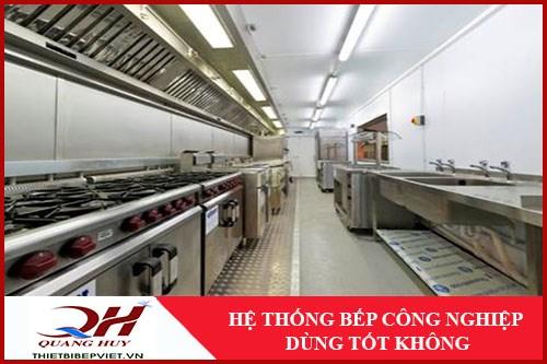 Hệ Thống Bếp Công Nghiệp -1
