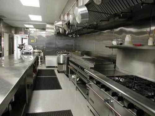 Hệ Thống Bếp Công Nghiệp -4