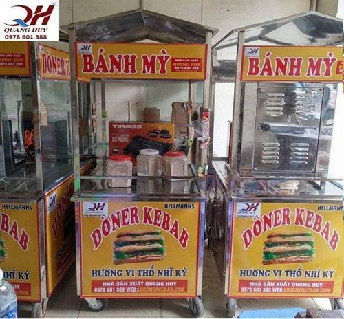 Xe Bánh Mì Thổ Nhĩ Kỳ Giá Bao Nhiêu -2
