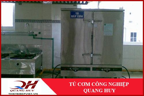 Tủ Cơm Công Nghiệp Quang Huy -1