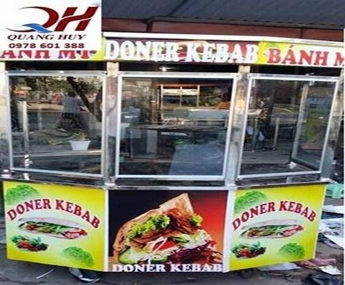 Xe Bánh Mì Kinh Doanh -3