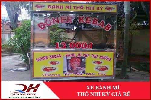 Giá Xe Bánh Mì Thổ Nhĩ Kỳ Rẻ Nhất -1