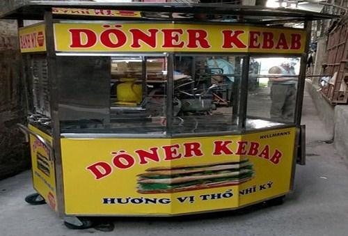Giá Xe Bánh Mì Thổ Nhĩ Kỳ Rẻ Nhất -3
