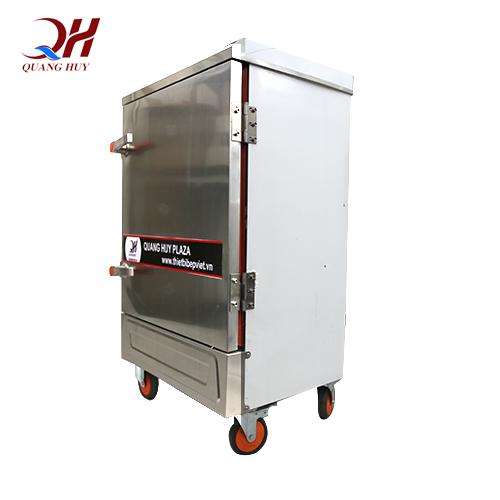 tủ cơm công nghiệp là sản phẩm không thể thiếu ở nhà hàng, quán ăn