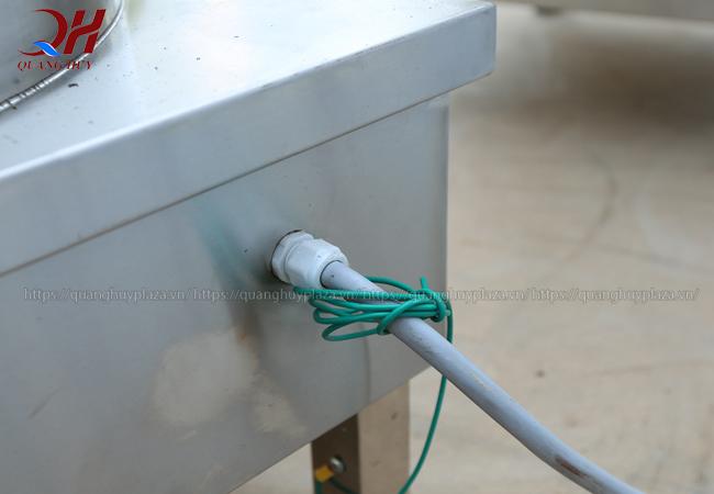 Hệ thống điện móc nối đảm bảo an toàn