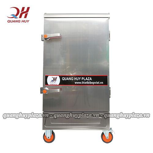 Tủ cơm công nghiệp 12 khay Quang Huy
