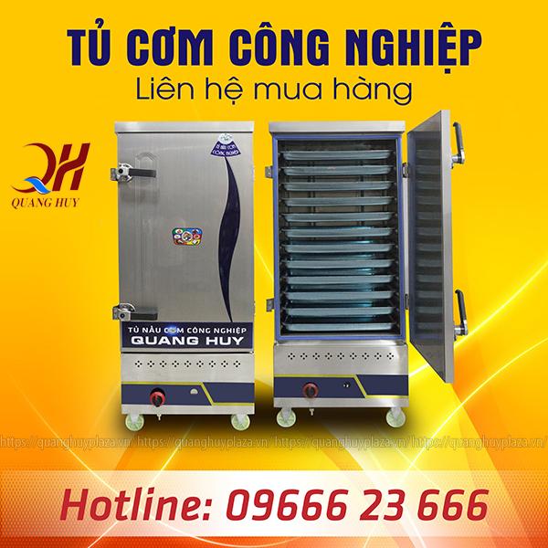 Quang Huy bán tủ cơm công nghiệp 12 khay giá với giá tốt nhất so với thị trường