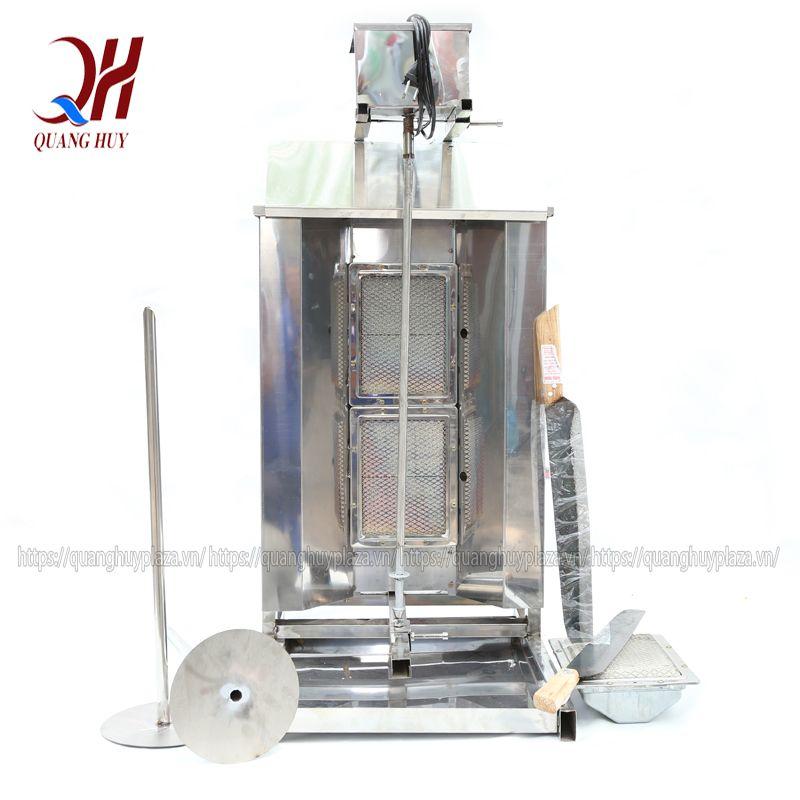Quang Huy đi đầu trong việc sản xuất lò nướng thịt doner kebab