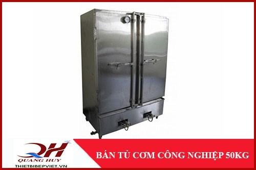 Quang Huy Bán Tủ Cơm Công Nghiệp 50kg -1