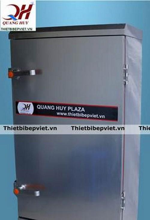 Quang Huy Bán Tủ Cơm Công Nghiệp 50kg -3