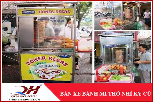 Nơi Bán Xe Bánh Mì Thổ Nhĩ Kỳ Cũ -1