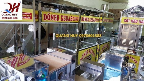 Nơi Bán Xe Bánh Mì Thổ Nhĩ Kỳ Cũ -2