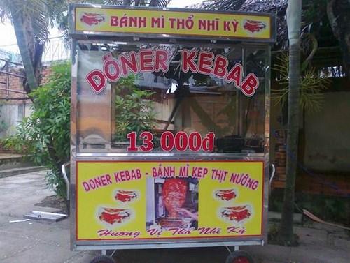 Quang Huy Bắt Đầu Bán Xe Bánh Mì Thổ Nhĩ Kỳ TPHCM -4
