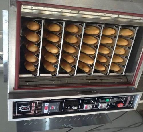 Giá Lò Nướng Bánh Mì Công Nghiệp -4