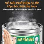 BỘ Nồi Nấu Phở 30L 70L 100L Quang Huy