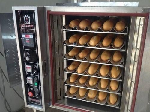 Cấu Tạo Lò Nướng Bánh Mì Điện -4