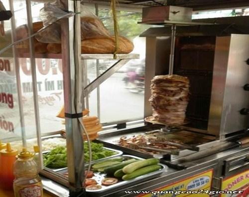Cung Cấp Lò Bánh Mì Doner Kebab Tại Hà Nội -4