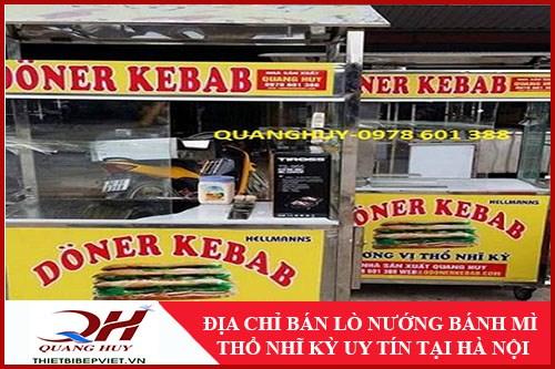 Bán Lò Nướng Bánh Mì Thổ Nhĩ Kỳ Hà Nội -1