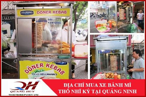 Mua Xe Bánh Mì Thổ Nhĩ Kỳ Quảng Ninh -1
