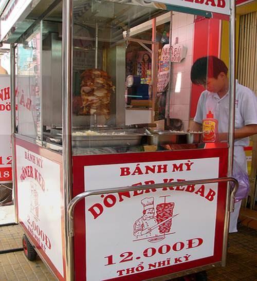 Mua Xe Bánh Mì Thổ Nhĩ Kỳ Quảng Ninh -2