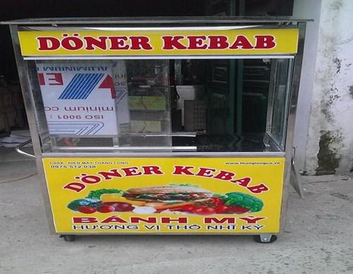 Giá Xe Bánh Mì Thổ Nhĩ Kỳ Rẻ Nhất -4