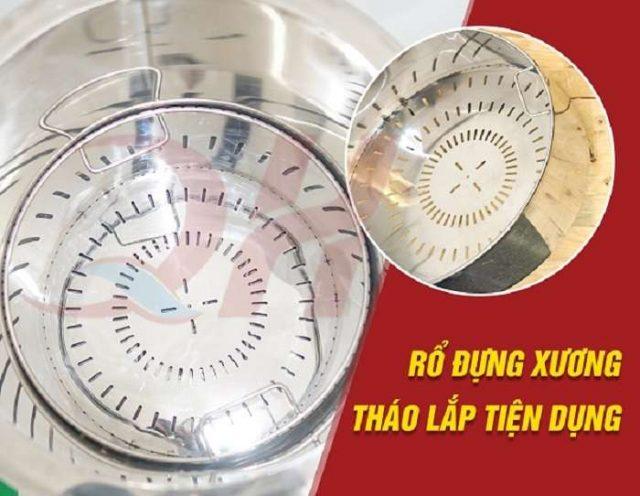 Giỏ đựng xương nồi nấu phở Quang Huy