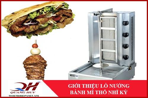 Giới Thiệu Lò Nướng Bánh Mì Thổ Nhĩ Kỳ Quang Huy -1