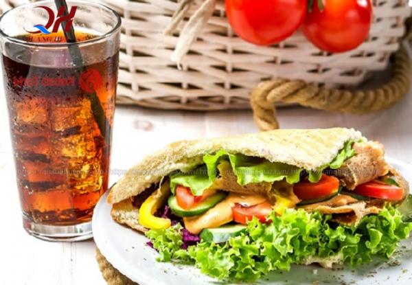 Bánh mì doner kebab rất khác với bánh mì truyền thống