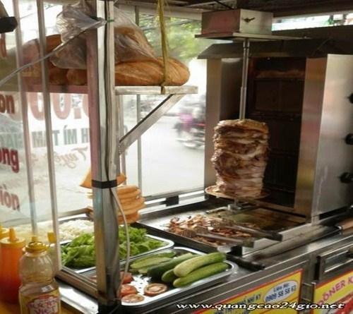 Kinh Doanh Bánh Mì Thổ Nhĩ Kỳ -2