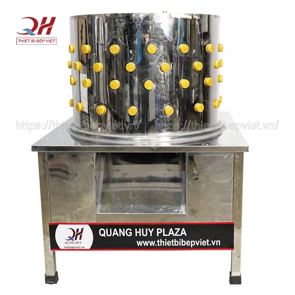 Máy nhổ lông gà lông vịt Quang Huy siêu tốc