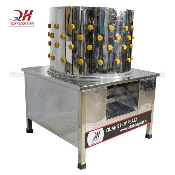 Máy vặt lông gà lông vịt Quang Huy Inox 304 giá rẻ