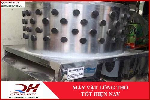 Ngạc Nhiên Với Máy Vặt Lông Thỏ Tại Quang Huy -1