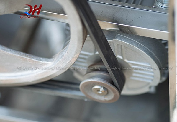 Mô tơ của máy vặt lông gà 100% dây đồng