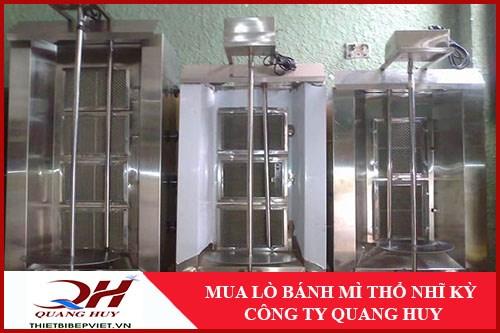 Mua Lò Bánh Mì Thổ Nhĩ Kỳ Quang Huy -1