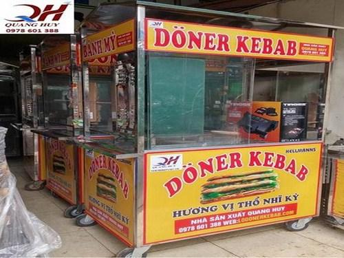 Mua Lò Bánh Mì Thổ Nhĩ Kỳ Quang Huy -3