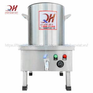 Nồi điện nấu phở 30 lít hàng gia công tại Việt Nam do Quang Huy sản xuất