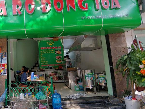 Lắp đặt nồi điện nấu phở Quang Huy cho quán ăn