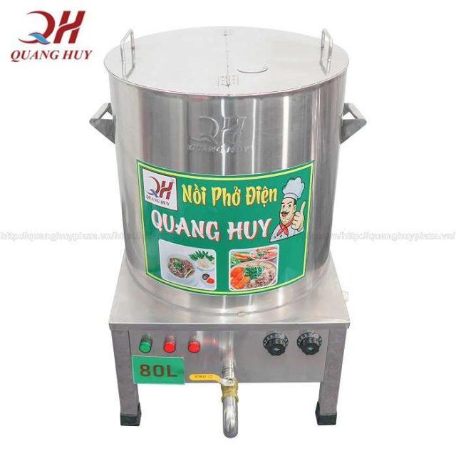 Nồi phở điện 80l Quang Huy